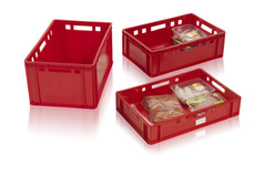 MEAT INDUSTRY CRATES