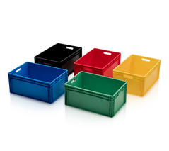 EURO CONTAINERS COLORED