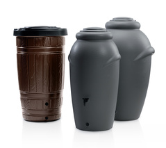 DESIGN RAINWATER CONTAINERS