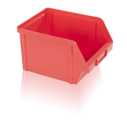 Storage box PS 10 kg- red