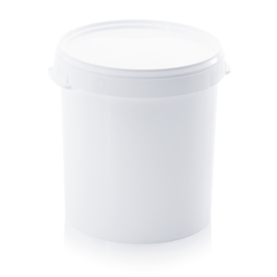 Bucket with lid 30 l