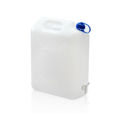 Can 20 l with tap
