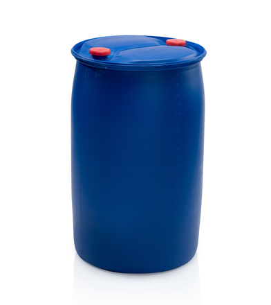 Barrel 220 l - ring UN