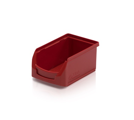 Storage box A - red