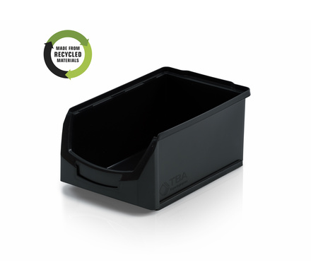 Storage box C - black reg.