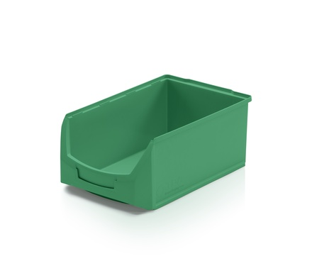 Storage box D - green