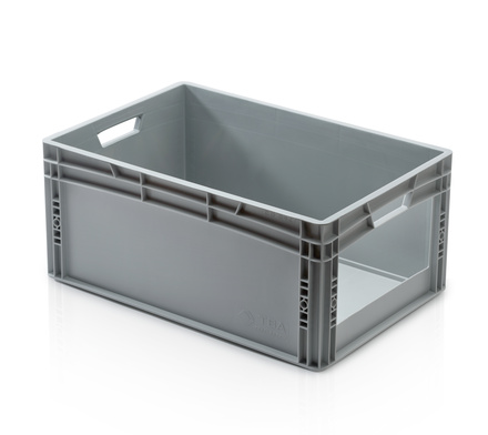 Euro container with open front 60 x 40 x 27 cm