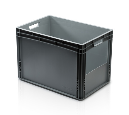 Euro container with open front 60 x 40 x 42 cm