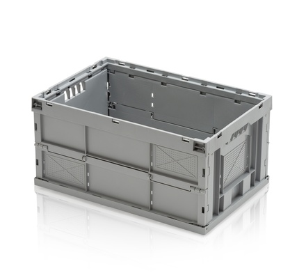 Folding container  60 * 40 * 30 without lid