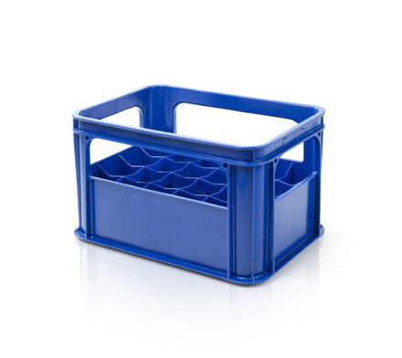 Bottle crate -  mineral water 24 x 0.33 l
