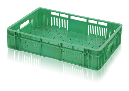 Container for fruit and vegetables low