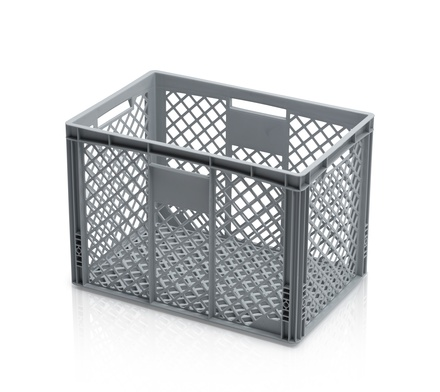 Euro container perforated 60 x 40 x 42 cm