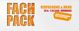 Messe FachPack 2015
