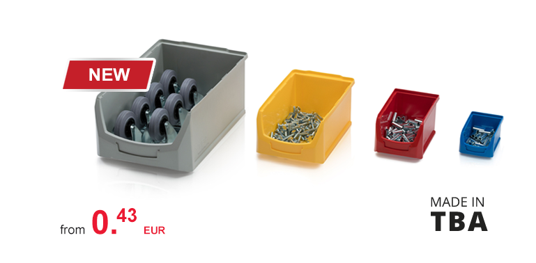 Storage boxes Directly from the manufacturer